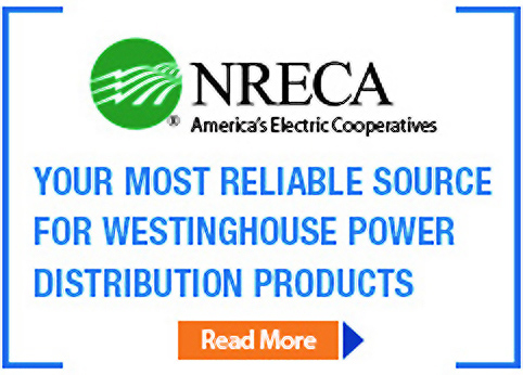 Your most reliable source for Westinghouse power distribution products